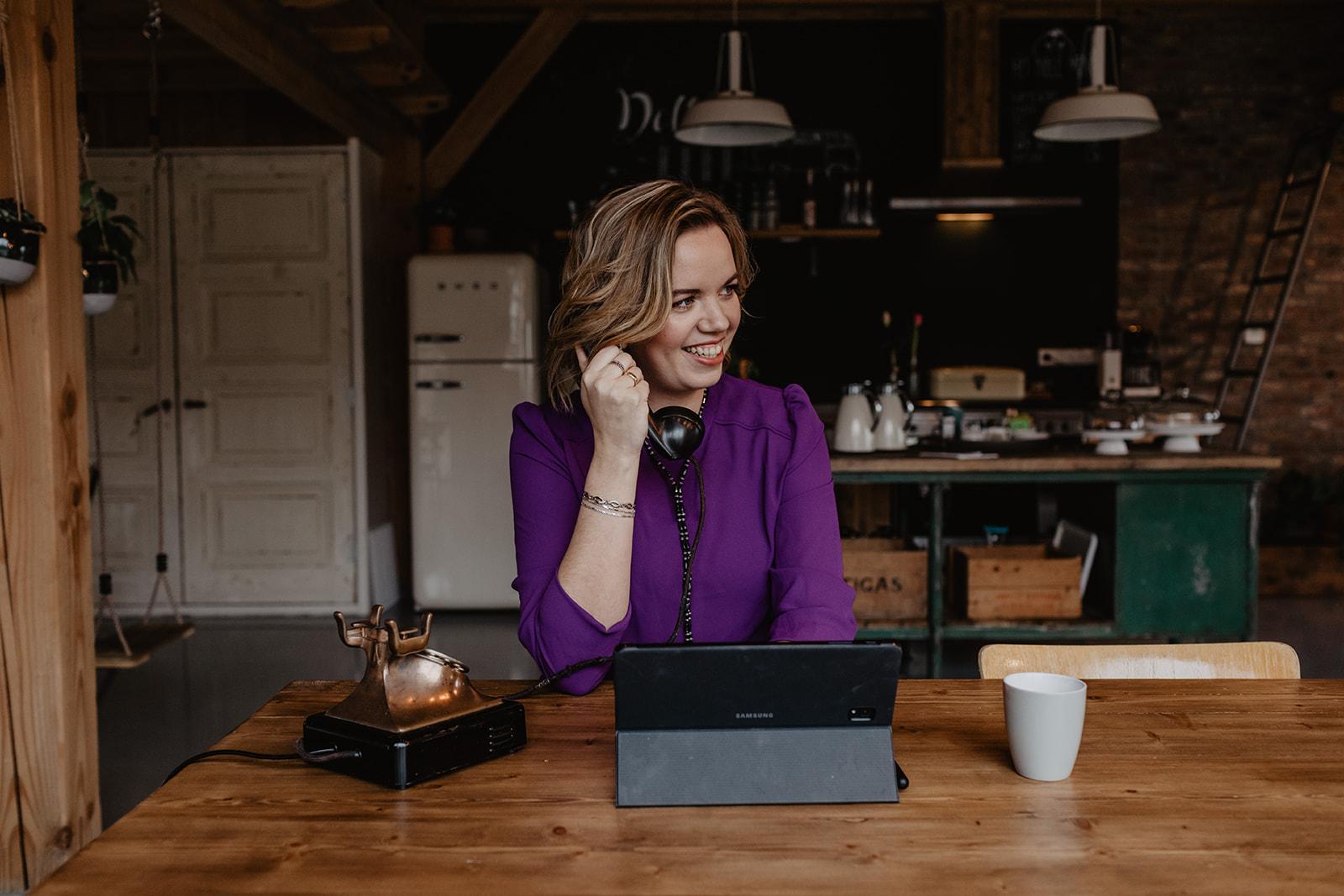 Contact Online Marketing Bianca van Felius