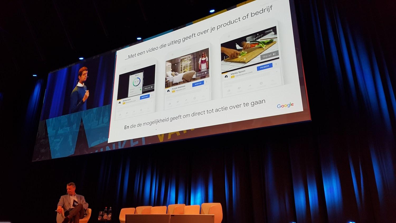 Keynote Google Webwinkel vakdagen 2019
